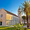 Unesco Town Of Trogir Church View by Brch Photography