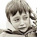 Unhappy Boy by Tom Gowanlock