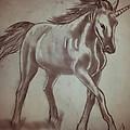 Unicorn by Giuseppe Amodeo