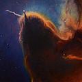 Unicorn Nebula by Maja  Opacic