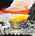Unicorn by Svetlana Sewell