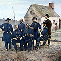 Union Army Surgeons, 1865 by Granger