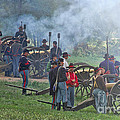 Union Artillery Battery by Tommy Anderson