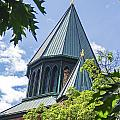 Union Collage Church by Eric Swan