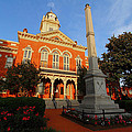 Union County Court House by Joseph C Hinson Photography