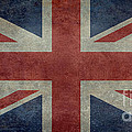 Union Jack 1 By 2 Version by Bruce Stanfield