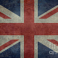 Union Jack 3 By 5 Version by Bruce Stanfield