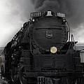 Union Pacific 3985 by Sumi Martin
