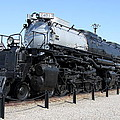 Union Pacific Big Boy by Christiane Schulze Art And Photography