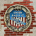 Union Pacific Crest by Sylvia Thornton