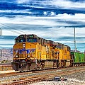 Union Pacific Las Vegas by Michael Rogers