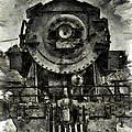 Union Pacific Locomotive 6051 by Joseph Hollingsworth