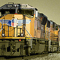 Union Pacific  by Rob Hawkins