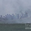 Union Skirmish Line by Tommy Anderson