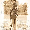 Union Soldier by Steve McKinzie