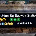 Union Square Subway Station by Susan Candelario