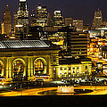 Union Station Kansas City by Angie Harris
