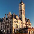 Union Station by Brian Jannsen