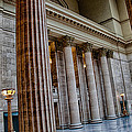 Union Station Chicago by Mike Burgquist