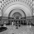 Union Station by David Morefield