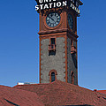 Union Station In Portland Oregon by David Gn