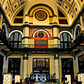 Union Station Lobby Larger by Kristin Elmquist