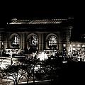Union Station Sepia by Elizabeth Sullivan