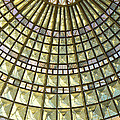 Union Station Skylight by Karyn Robinson