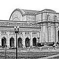 Union Station Washington Dc by Olivier Le Queinec