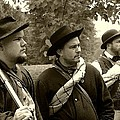 Union Troops Awaiting Orders - Brandenburg Ky by Thia Stover