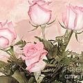 Unique Roses by Marsha Heiken