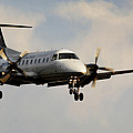 United Express by James David Phenicie