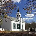 United Methodist Church Waterloo Village by Allen Beatty