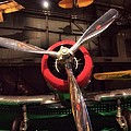 United States Airplane Museum by Dan Sproul