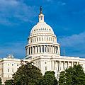United States Capitol Building by Kevin Grant