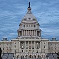 United States Capitol Building by Kim Hojnacki