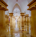 United States Capitol Crypt by Susan Candelario