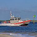 United States Coast Guard by Kim Hojnacki