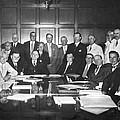 United States Industry Leaders by Underwood Archives