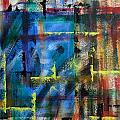 Blue Wall by Tamal Sen Sharma