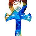 Unity 15 - Spiritual Artwork by Sharon Cummings