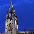 University Church Of St Mary The Virgin by Tony Murtagh
