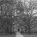 University Hall And Pathway Osu by John McGraw