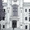 University Of Arkansas by Frederic Kohli