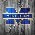 University Of Michigan by Dan Sproul