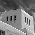 University Of New Mexico Mesa Vista Hall by University Icons