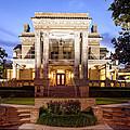 University Of St. Thomas Link Lee Mansion - Montrose Houston Texas by Silvio Ligutti
