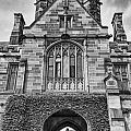 University Of Sydney-black And White V4 by Douglas Barnard