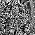 University Of Sydney-black And White V5 by Douglas Barnard
