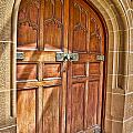 University Of Sydney Doors by Douglas Barnard